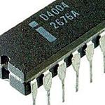 Processeur 4004 de Intel